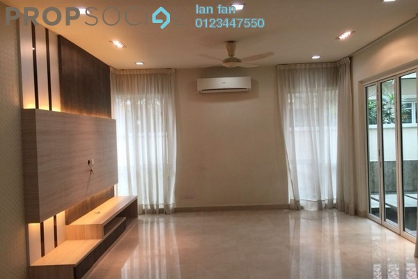 For Sale Semi-Detached at Idaman Villas, Tropicana Freehold Semi Furnished 4R/4B 2.9m