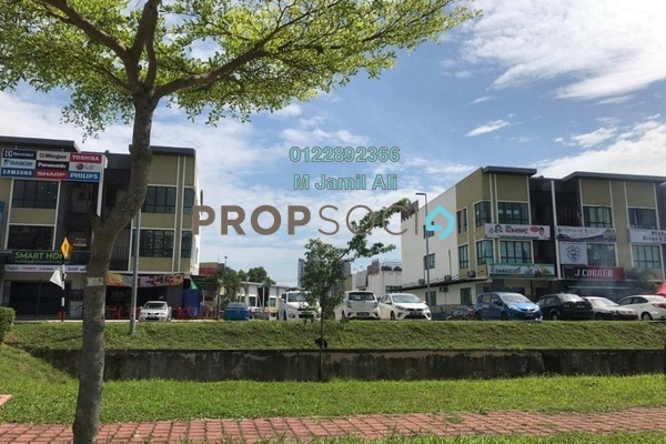 For Sale Shop at Plaza Crystalville, Cyberjaya Freehold Unfurnished 0R/0B 2.7m