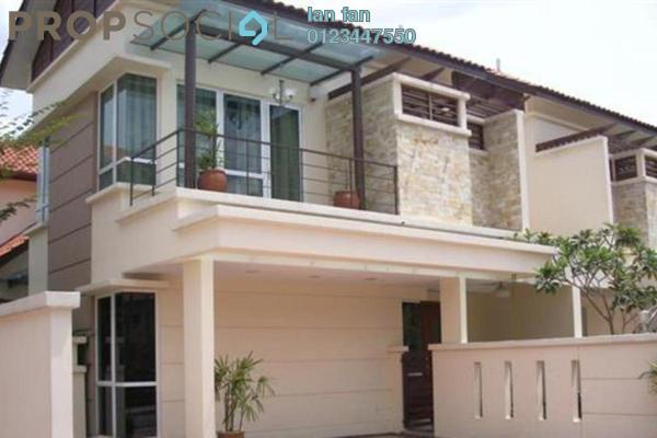 For Sale Semi-Detached at Idaman Villas, Tropicana Freehold Semi Furnished 4R/4B 2.7m