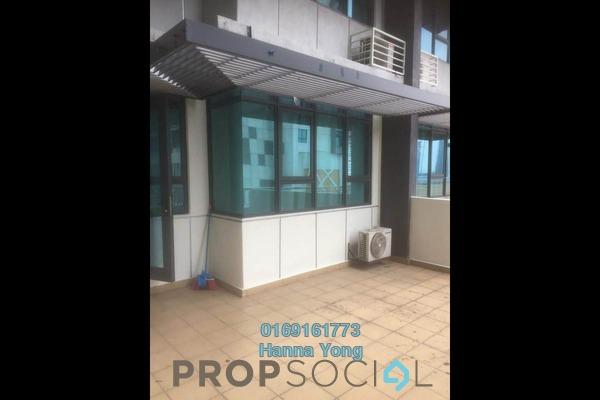 For Rent Serviced Residence at Centrestage, Petaling Jaya Freehold Semi Furnished 2R/2B 1.7k