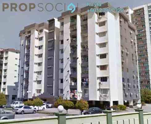 For Sale Condominium at Brem Park, Kuchai Lama Freehold Unfurnished 0R/0B 490k