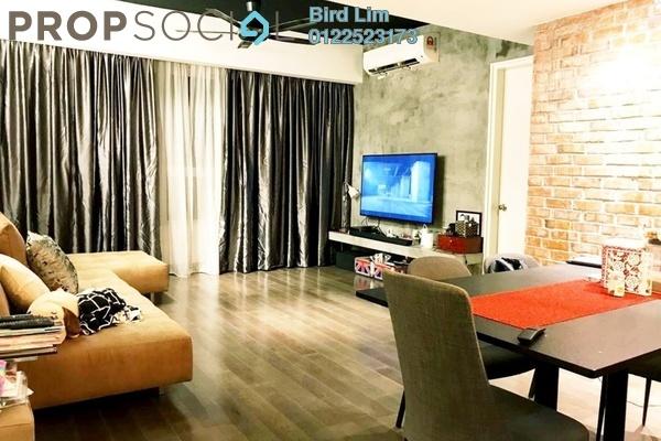 For Sale Condominium at i-Zen Kiara I, Mont Kiara Freehold Fully Furnished 3R/2B 928k