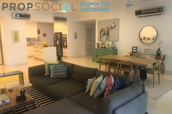 For Rent Condominium at Seni, Mont Kiara Freehold Fully Furnished 5R/5B 9.3k
