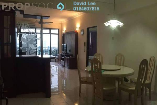 For Rent Condominium at Sunny Ville, Batu Uban Freehold Fully Furnished 3R/2B 1.5k