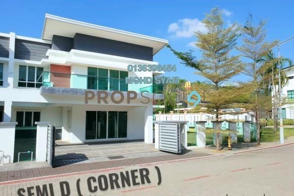 For Sale Semi-Detached at Taman Villa Perdana, Kajang Freehold Unfurnished 6R/6B 1.69m