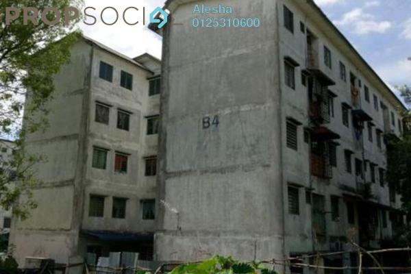 For Sale Apartment at Bandar Country Homes, Rawang Freehold Unfurnished 0R/0B 58.5k