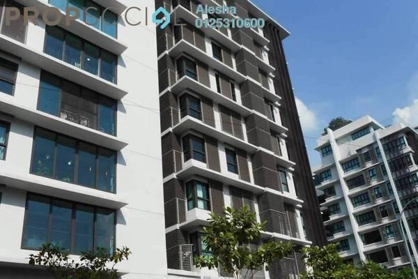 For Sale Condominium at Sastra U-Thant, Ampang Hilir Freehold Unfurnished 0R/0B 1.9m