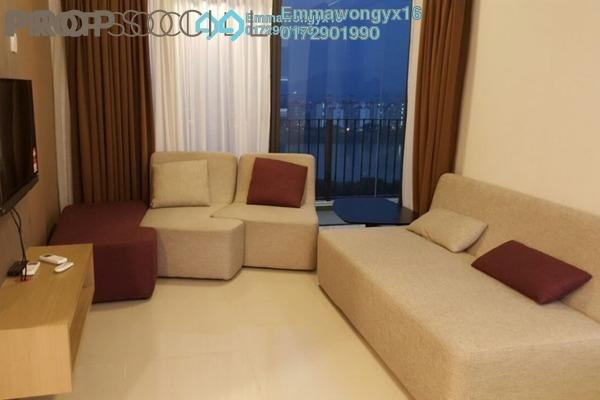 For Rent Condominium at Dex @ Kiara East, Jalan Ipoh Freehold Fully Furnished 2R/2B 1.7k