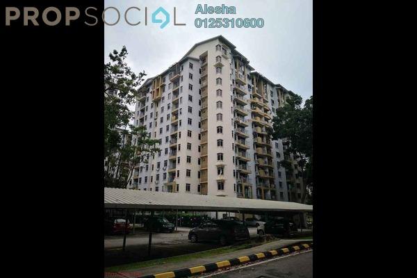 For Sale Condominium at Cyberia SmartHomes, Cyberjaya Freehold Unfurnished 0R/0B 260k