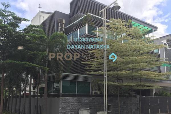 For Sale Bungalow at Duta Suria, Ampang Freehold Fully Furnished 8R/6B 4m