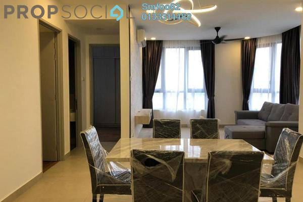 For Rent Condominium at KL Gateway, Bangsar South Freehold Fully Furnished 3R/2B 4.5k