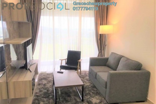 For Rent Serviced Residence at Encorp Marina, Iskandar Puteri (Nusajaya) Freehold Fully Furnished 2R/2B 2.3k