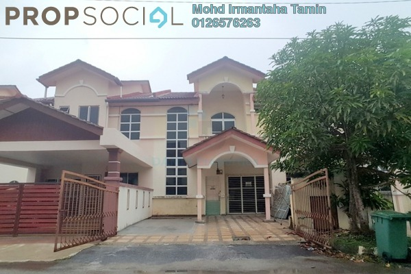 For Rent Terrace at Seksyen 3, Bandar Baru Bangi Freehold Semi Furnished 4R/3B 1.5k
