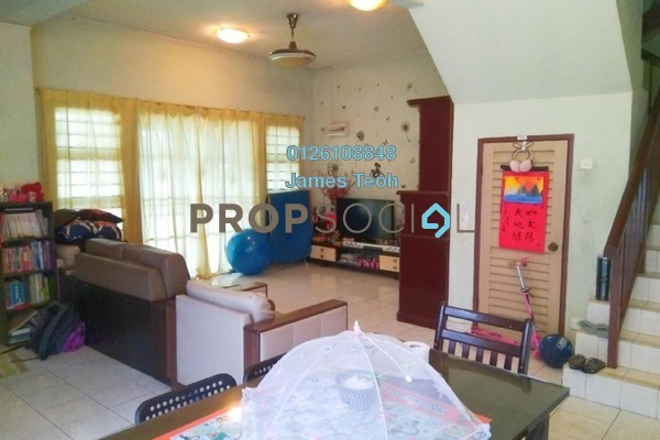 For Sale Terrace at PP 4, Taman Putra Prima Freehold Semi Furnished 4R/3B 650k
