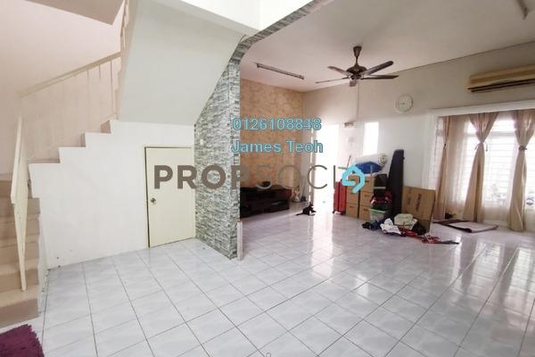 For Sale Terrace at Taman Sentosa, Klang Freehold Semi Furnished 4R/3B 430k