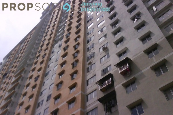 For Rent Apartment at Flora Damansara, Damansara Perdana Freehold Unfurnished 3R/2B 800translationmissing:en.pricing.unit