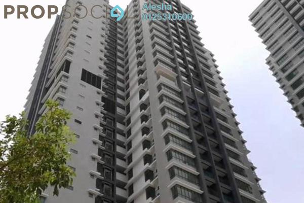For Sale Condominium at Infiniti3 Residences, Wangsa Maju Freehold Unfurnished 0R/0B 678k