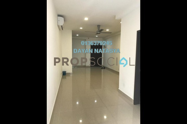 For Rent SoHo/Studio at Shaftsbury Square, Cyberjaya Freehold Semi Furnished 1R/1B 1k