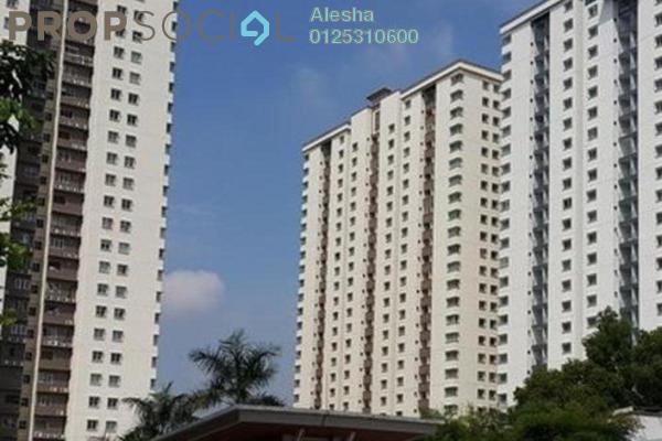 For Sale Apartment at Aman Heights, Seri Kembangan Freehold Unfurnished 0R/0B 276k