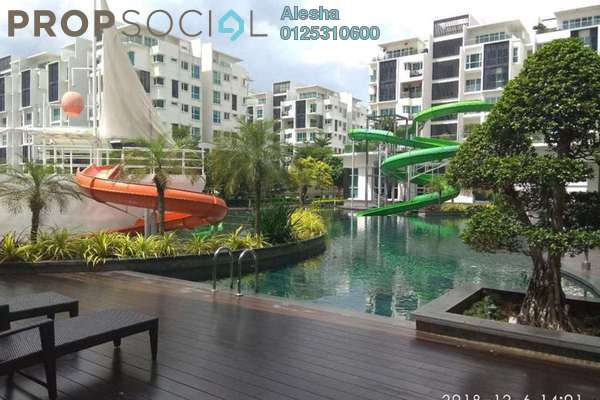 For Sale Condominium at 280 Park Homes, Puchong Freehold Unfurnished 0R/0B 627k