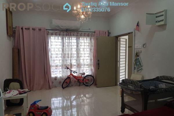 For Sale Apartment at Indah Cempaka, Pandan Indah Leasehold Semi Furnished 3R/2B 518k