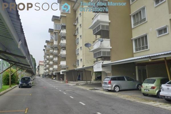 For Rent Apartment at Indah Cempaka, Pandan Indah Freehold Semi Furnished 3R/2B 1.7k