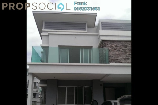 For Sale Semi-Detached at Anggun 2, Rawang Freehold Unfurnished 5R/5B 945k