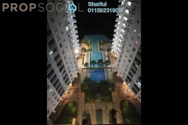 For Rent Condominium at Cova Villa, Kota Damansara Freehold Semi Furnished 3R/2B 1.8k