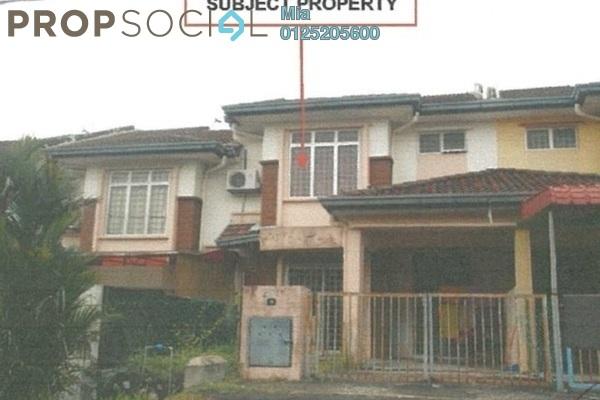 For Sale Terrace at Taman Puncak Jalil, Bandar Putra Permai Freehold Unfurnished 0R/0B 437k