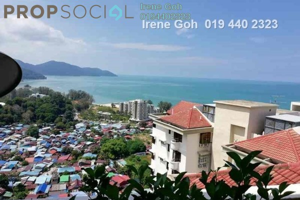 For Sale Condominium at Eden Seaview, Batu Ferringhi Freehold Fully Furnished 3R/2B 500k