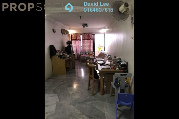 For Sale Condominium at Puteri Indah, Bayan Baru Freehold Semi Furnished 3R/2B 345k