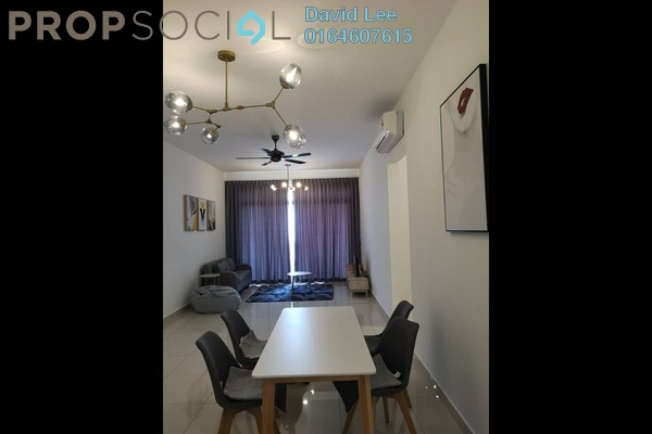 For Rent Condominium at Mont Residence, Tanjung Tokong Freehold Fully Furnished 3R/2B 2.5k