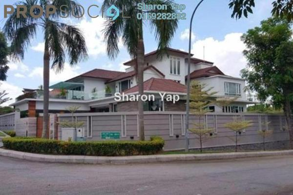 For Sale Bungalow at BK6, Bandar Kinrara Freehold Fully Furnished 8R/7B 5.39m