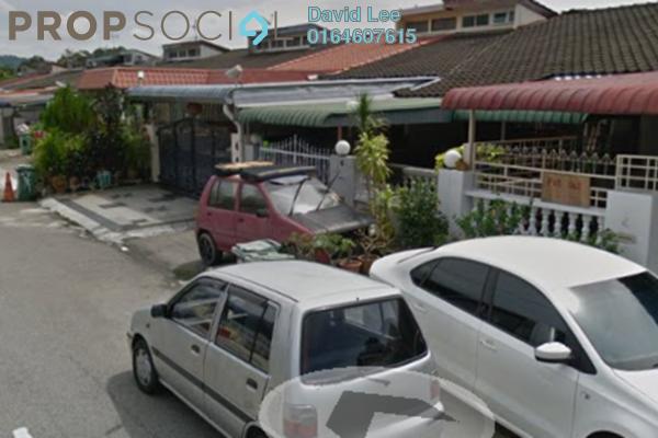 For Sale Terrace at Lintang Bayan, Bayan Baru Freehold Semi Furnished 3R/2B 450k
