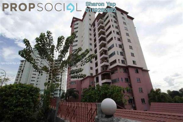 For Rent Condominium at Union Heights, Old Klang Road Freehold Semi Furnished 3R/2B 1.5k