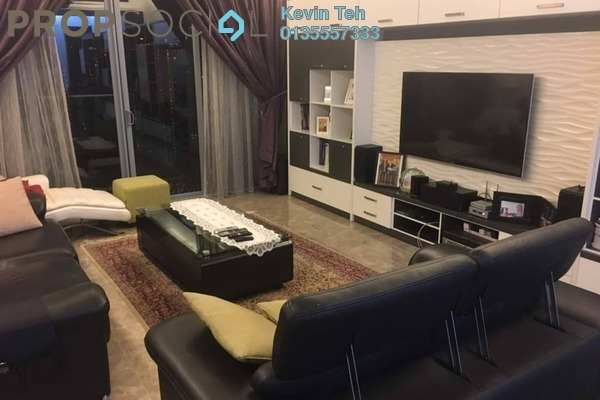 For Sale Condominium at Kiaramas Danai, Mont Kiara Freehold Fully Furnished 3R/4B 1.8m