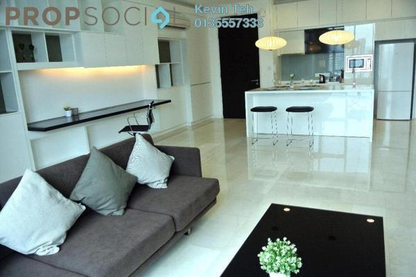 For Sale Condominium at Platinum Suites, KLCC Freehold Fully Furnished 1R/1B 1.4m