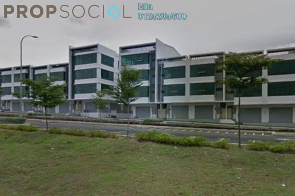 For Sale Shop at D'Alpinia, Puchong Freehold Unfurnished 0R/0B 2.34m