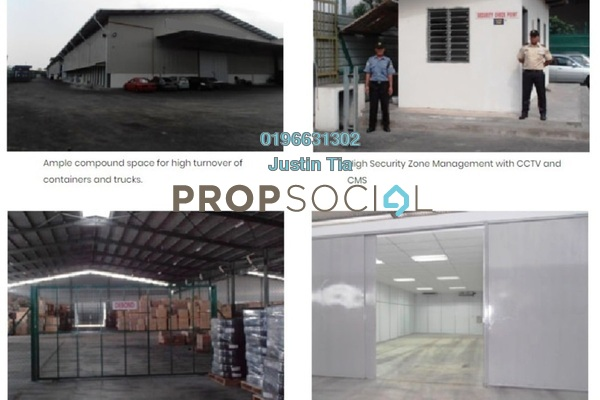 For Sale Factory at North Port, Port Klang Leasehold Fully Furnished 0R/0B 38m