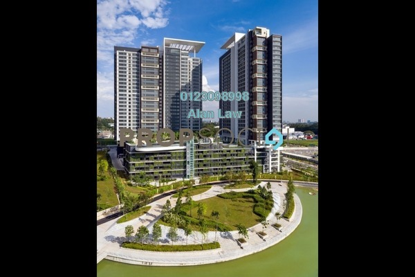 For Rent Serviced Residence at Tropicana Metropark, Subang Jaya Freehold Semi Furnished 2R/2B 1.55k