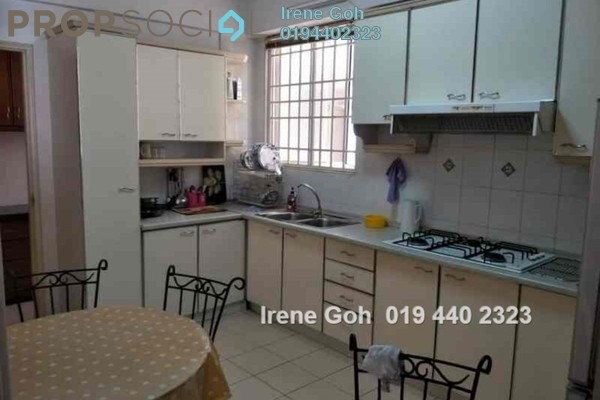 For Rent Condominium at Gold Coast, Bayan Indah Freehold Fully Furnished 3R/2B 2.8k