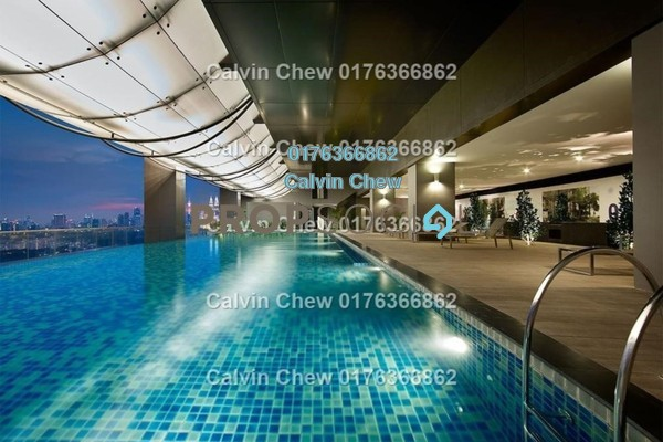 For Sale Serviced Residence at M City, Ampang Hilir Freehold Unfurnished 2R/2B 561k