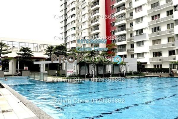 For Sale Condominium at Koi Kinrara, Bandar Puchong Jaya Freehold Unfurnished 3R/2B 308k