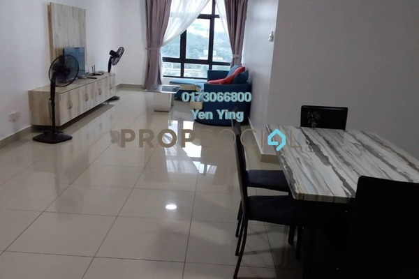 For Rent Serviced Residence at Pearl Suria, Old Klang Road Freehold Fully Furnished 3R/2B 3.1k