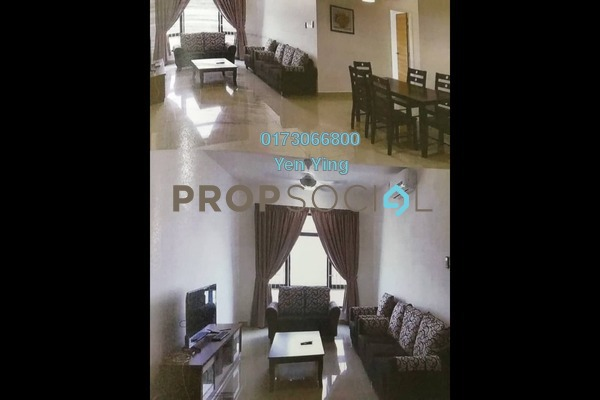 For Rent Serviced Residence at Pearl Suria, Old Klang Road Freehold Fully Furnished 3R/2B 3k