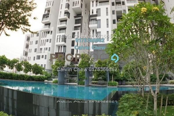 For Sale Condominium at Icon Residence (Mont Kiara), Dutamas Freehold Unfurnished 2R/2B 773k