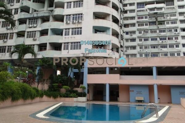For Rent Condominium at Wangsa Heights, Bukit Antarabangsa Freehold Fully Furnished 2R/2B 1.2k
