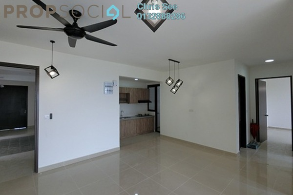 For Rent Condominium at Ken Rimba, Shah Alam Freehold Semi Furnished 3R/2B 1.48k