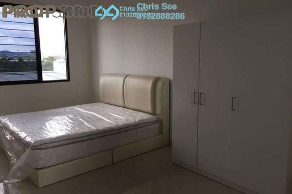 For Rent Condominium at Ken Rimba, Shah Alam Freehold Fully Furnished 3R/2B 1.7k