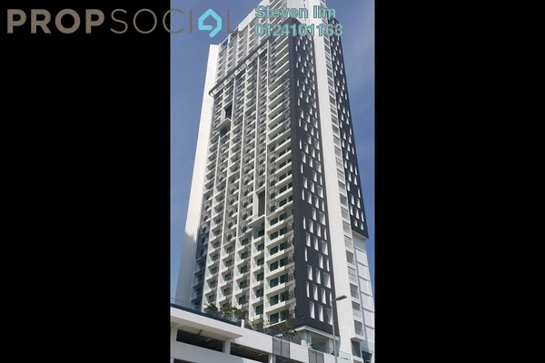 For Sale Condominium at CyberSquare, Cyberjaya Freehold Semi Furnished 0R/1B 240k